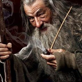 SET VISIT: The Hobbit: An Unexpected Journey Part II: Bilbo and Gandalf