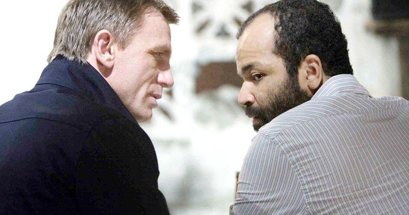 Felix Returns as Daniel Craig & Jeffrey Wright Reunite in Bond 25 Set Photos