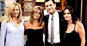Friends Reunion Finally Happens on Jimmy Kimmel Live