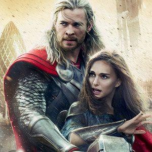Thor: The Dark World Alternative International Poster and Banner