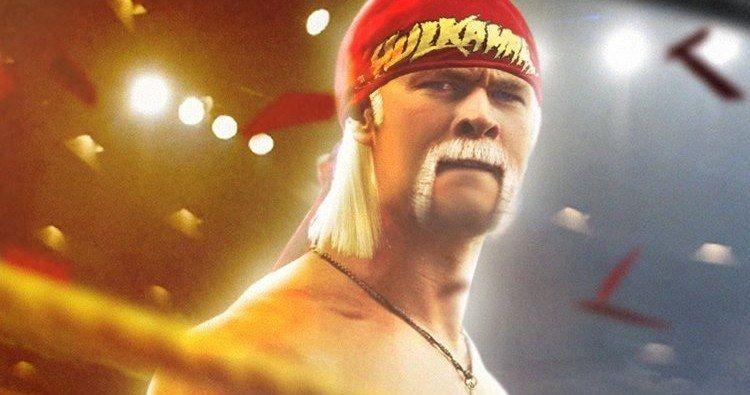 Chris Hemsworth Goes Full Hulkamania in Hulk Hogan Fan Art, Brother