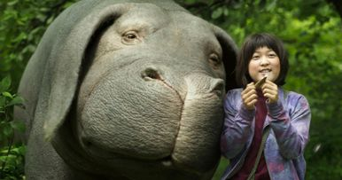 Okja Trailer: Get Ready to Fall in Love with a Pig Monster