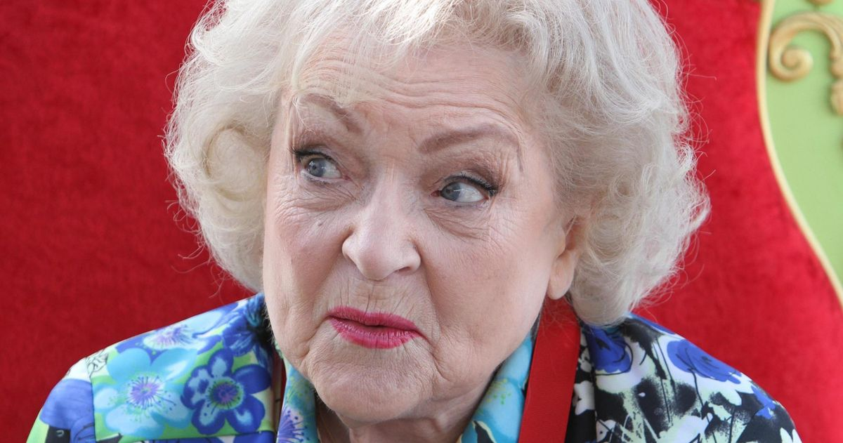 Betty White's New Lifetime Christmas Movie Gets Delayed Until 2021