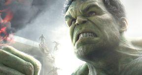 Avengers: Age of Ultron: 90-Second Hulk Vs. Hulkbuster Clip!