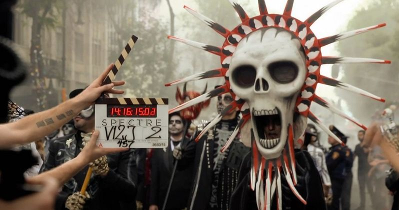 Spectre Preview Teases Day of the Dead Opening Action Scene