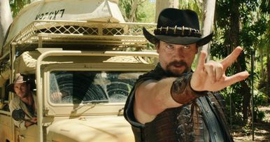 First Dundee Clip Has Danny McBride Trying to Tame a Buffalo