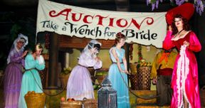 Disney's Pirates of the Caribbean Ride Is Losing Its Wench Auction