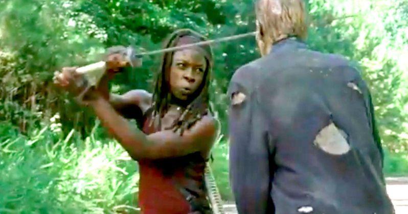 Walking Dead Season 7, Episode 7 Preview Video: Michonne Goes Rogue