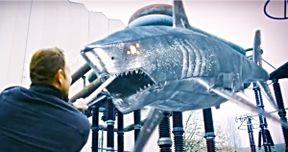 Dragon Sharks & Great White Robots Rain Down in Final Sharknado 6 Trailer