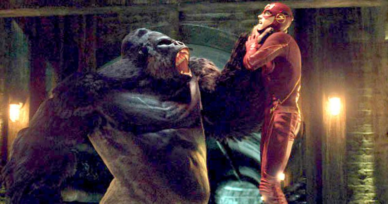 The Flash Trailer: Gorilla Grodd Is on the Loose!