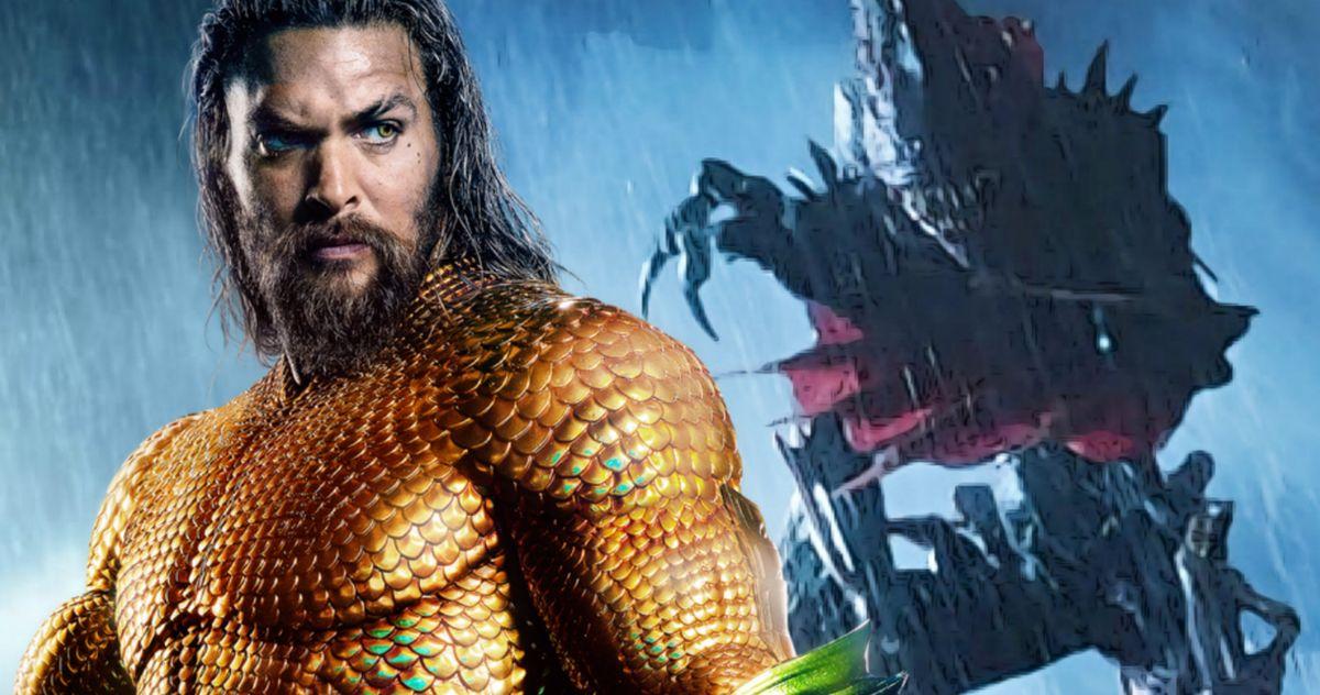 Aquaman 2 Horror James Wan Dc Fandome Aquaman 2 Will Have a Little Bit of Horror Teases Director James Wan