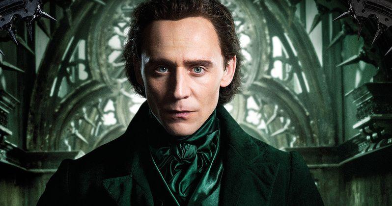 Crimson Peak Character Posters Feature Hiddleston & Hunnam