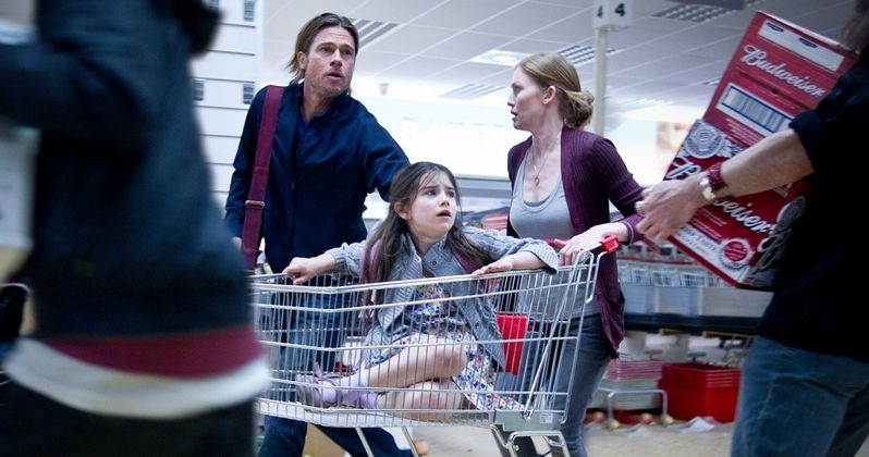 World War Z Sequel Gets The Orphanage Director Juan Antonio Bayona