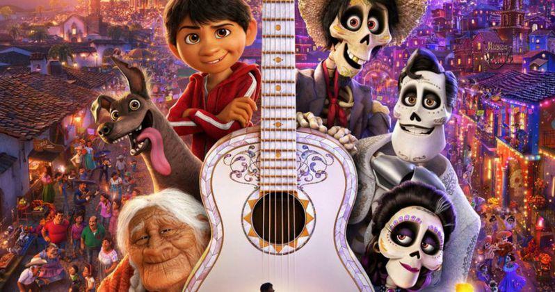 New Coco Trailer Celebrates Day of the Dead in True Pixar Style