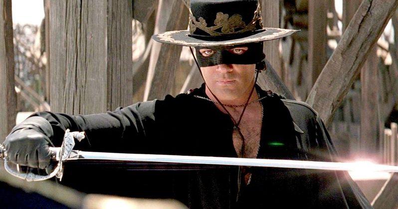 Zorro Post-Apocalyptic Reboot Begins Shooting in 2016