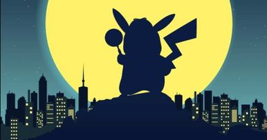 Detective Pikachu Posters Arrive, Secret Pokemon Villain Revealed?