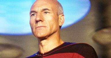 Patrick Stewart Shares First BTS Photo from New Star Trek Picard Series