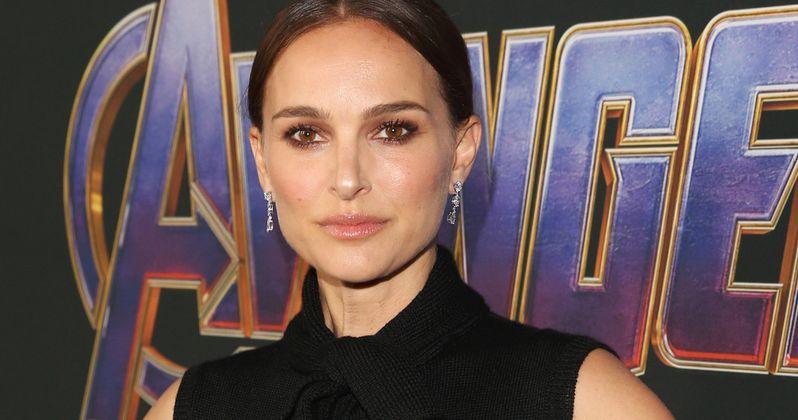Avengers: Endgame Premiere Gets a Surprise Visit from Natalie Portman