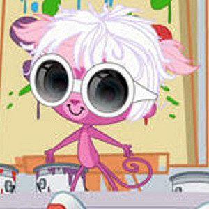 EXCLUSIVE: Littlest Pet Shop Andy Warhol Inspired Minka Mark Photos