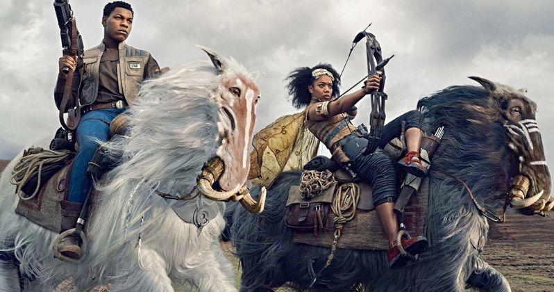 Image result for The Rise of Skywalker horses