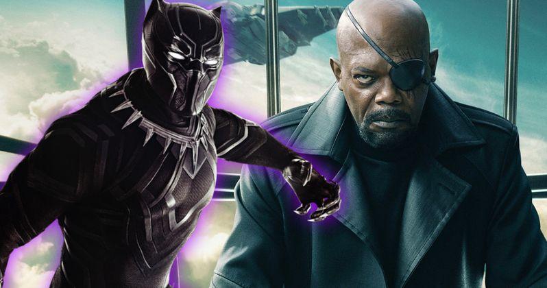 Why Isn't Samuel L. Jackson's Nick Fury in Black Panther?