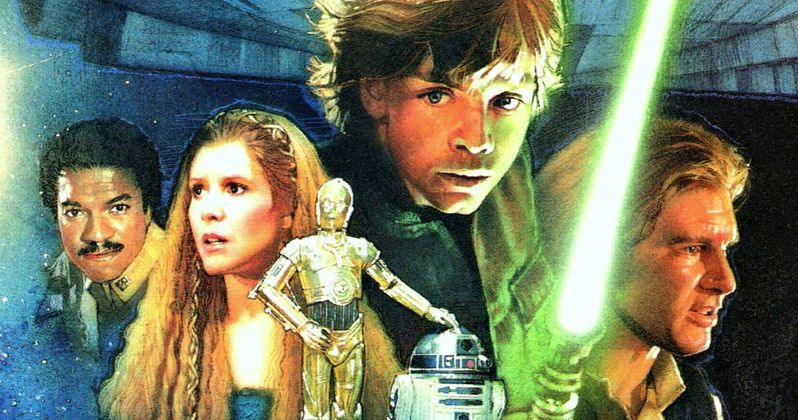 Last Jedi Flashback to Reunite These Two Iconic Star Wars Characters?