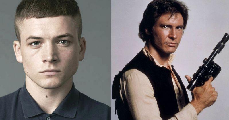 Star Wars Spinoff Wants Kingsman Star as Han Solo?