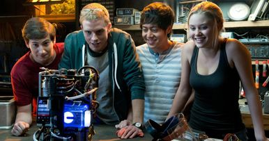 2 Project Almanac Clips Reveal Origins of Time Travel
