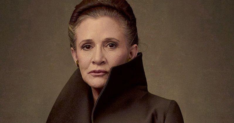 Star Wars 9 Story Will Keep Princess Leia's Soul Alive