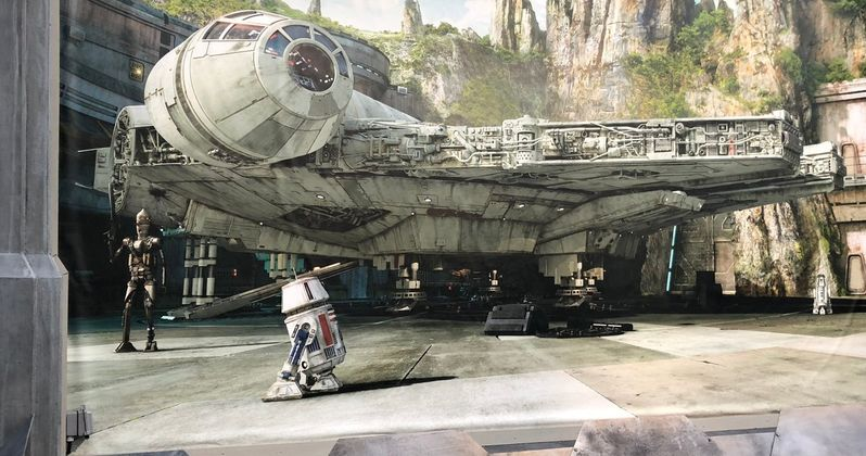 Disneyland Ditches Outside Seating to Make Way for Star Wars: Galaxy's End