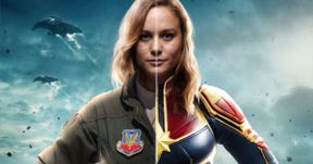 Captain Marvel Wraps Shooting