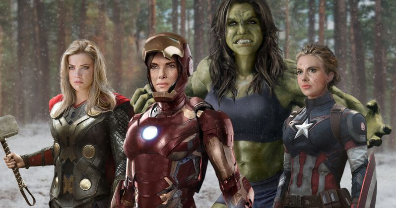 Whedon Would Return to Marvel for an All-Female Avengers Movie