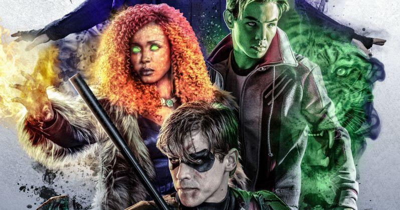 Titans Season 2 Confirms Aqualad & Deathstroke, Premiere Date Announced