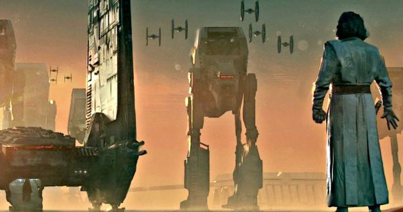 New Star Wars Concept Art Shows Last Jedi's Biggest Spoilers