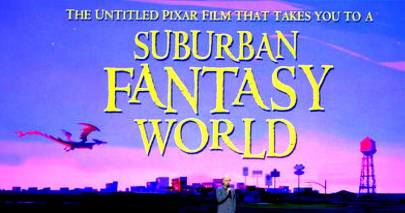 New Pixar Movie Announced, Will Follow Elves & Trolls in Suburbia