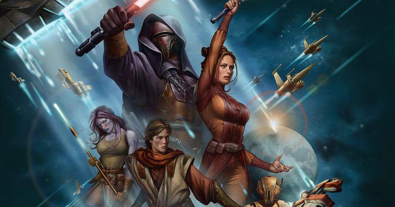 Star Wars: Knights of the Old Republic Movie Brings in Alita: Battle Angel Writer?
