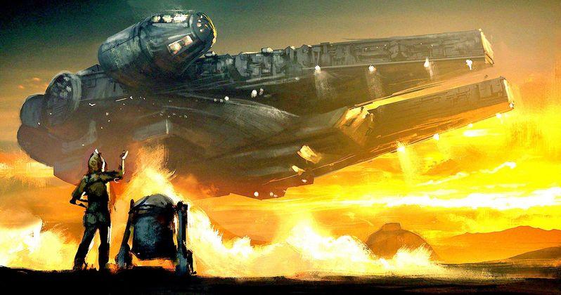 Star Wars 7 Will Include Classic John Williams Themes