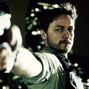 Welcome to the Punch Trailer Starring James McAvoy