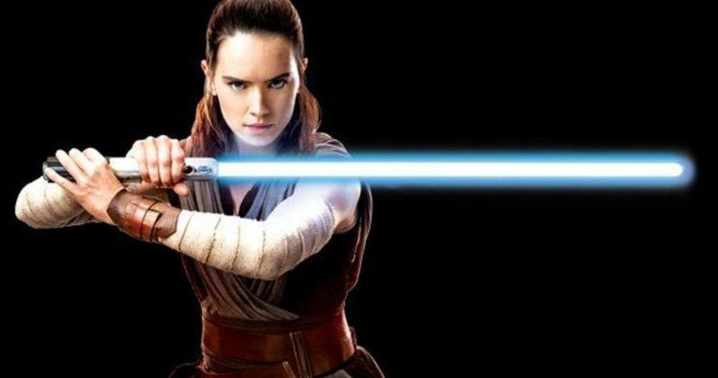 Real Story Behind Rey's New Lightsaber in Star Wars Battlefront 2 Revealed
