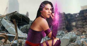 X-Men: Apocalypse Video Has Olivia Munn Training as Psylocke