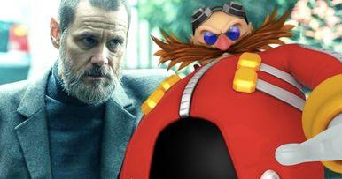 Jim Carrey Is Doctor Robotnik in Sonic the Hedgehog Movie