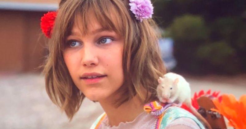 Stargirl: Grace VanderWaal Shows Off New Disney+ Movie at D23