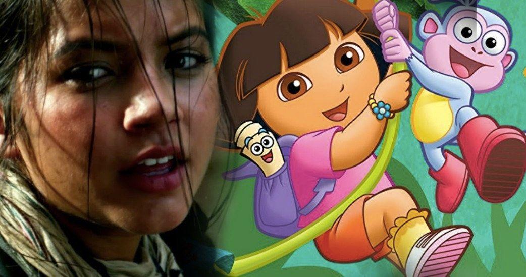 Isabela Moner Is Dora The Explorer In Live Action Movie