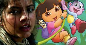 Isabela Moner Is Dora the Explorer in Live-Action Movie