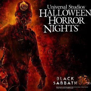 Black Sabbath 13: 3D Maze Coming to Universal Studios Halloween Horror Nights