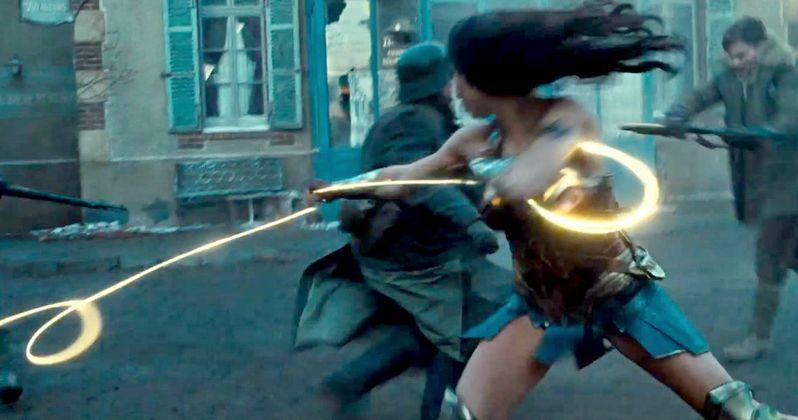 71 Wonder Woman Trailer Photos Lasso Diana Prince's DC Backstory