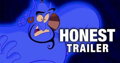 Nerd Alert: Aladdin Honest Trailer, LEGO Batmobile & Star Wars Mashup
