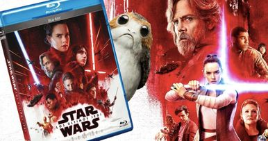 Despite the Haters, The Last Jedi Is 2018's Biggest Selling Blu-ray
