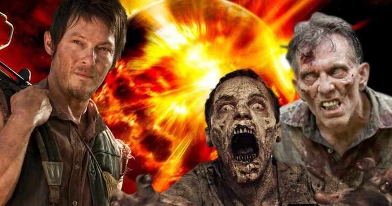 Walking Dead Season 7 Will Make the World Explode Says Reedus