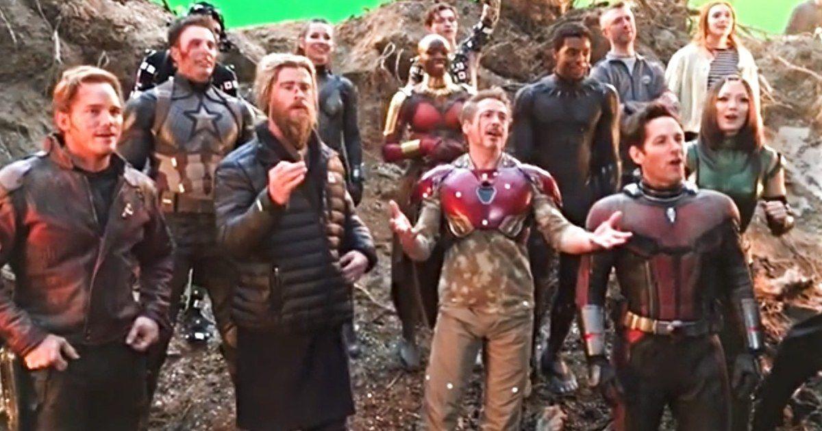 Marvel Studios' Avengers: Endgame — Making the Final ...